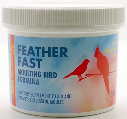 Image of Feather Fast, Moulting Bird Formula (3 Ounce)