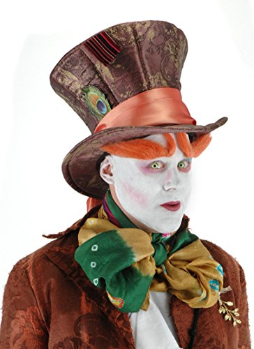 Disney Mad Hatter Hat for Adult Men and Women by -