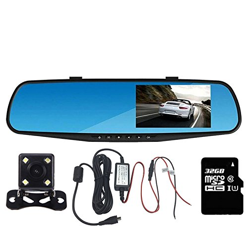 Panlelo PAC30P32 RearView Recorder Vehicles