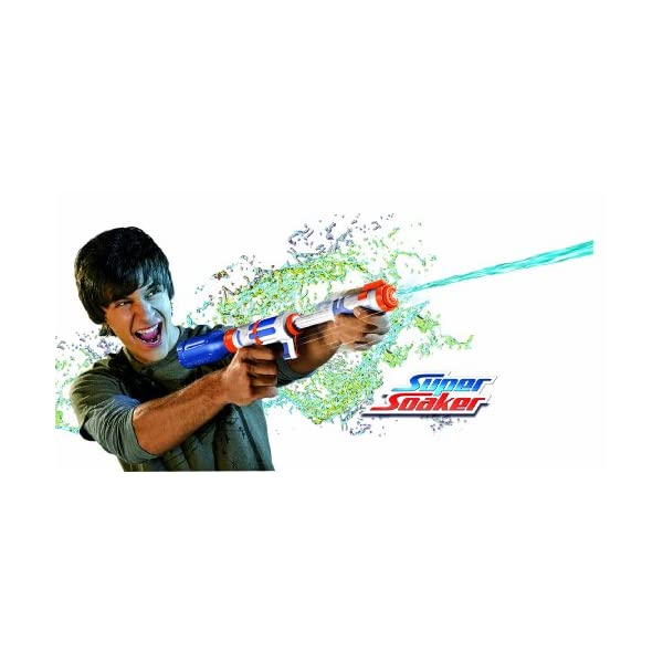 Hasbro Super Soaker 33596848 - Pistola ad Acqua 3 spesavip