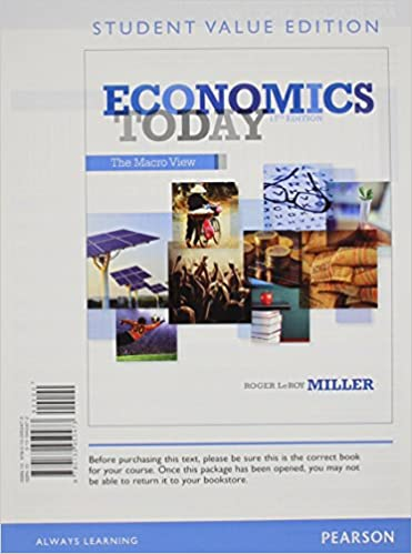Economics today the macro view student value edition 17th edition economics today the macro view student value edition 17th edition 9780132950473 economics books amazon fandeluxe Choice Image