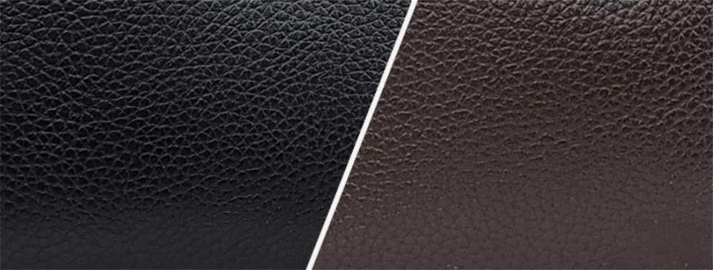 RENMEN2 Zaino Zaino Zaino Obliquo di Ricarica USB per Borsa da Uomo in Morbida Pelle PU, Marronee | Design moderno  | Elegante e divertente  006547
