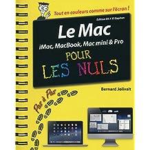 Le Mac pas à pas pour les Nuls édition OS X El Capitan (French Edition)