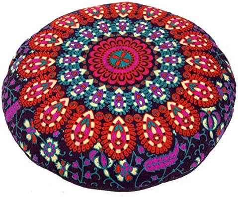 Guru-Shop Cojín de Meditación Para Mandala Plano, Cojín de ...
