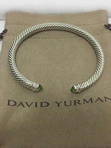 Yurman Silver Cable - 1