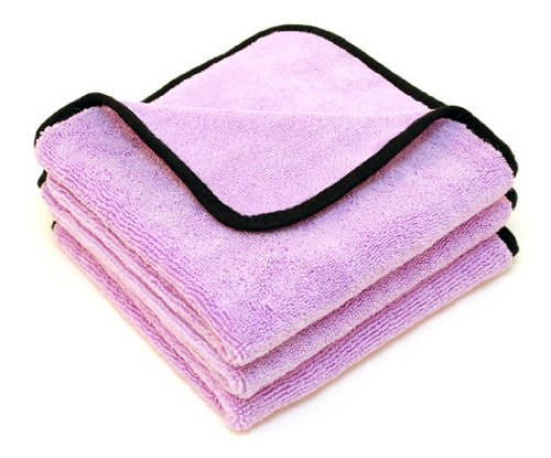 Cobra Deluxe Jr. 600 Microfiber Towels 3 Pack (Microfiber Shaper)