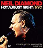 Recorded live at New York's Madison Sqaure Garden in August 2008, Hot August Night/NYC captures Neil's phenomenal four-night sold-out run and presents definintive versions of classic tracks, audience crowd-pleasers, personal favorites of the ...