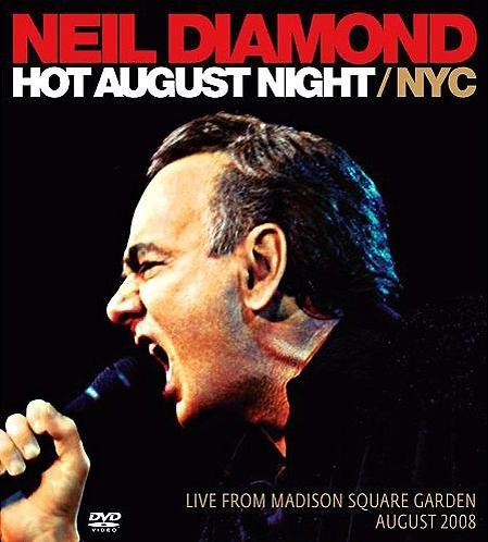Hot August Night/NYC: Live From Madison Square Garden, August 2008 (DVD/CD) by Columbia Music Video