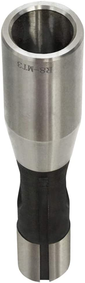 MH GLOBAL R8 to Morse Taper 3 Sleeves MT3 Hardened and Ground Arbor Adapter