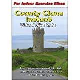 County Clare Ireland Virtual Bike Ride Scenery DVD