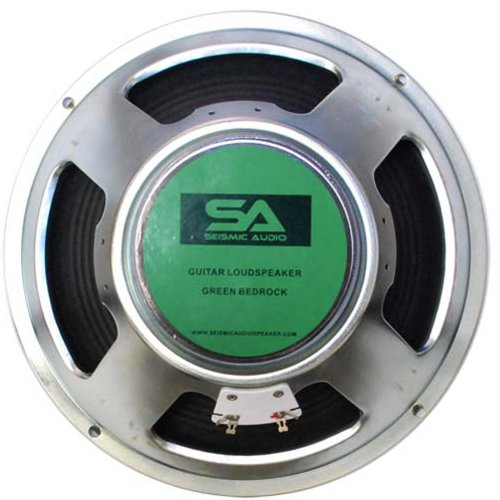 Seismic Audio - Bedrock-12G - 12'' PA/DJ Raw Replacement Woofer or Speaker 70 Watts by Seismic Audio