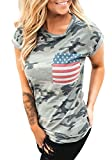 Jiujiuyi-Womens-Short-Sleeve-Stars-and-Stripes-USA-Flag-Loose-Shirt-Top-Blouse
