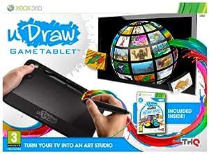 uDraw Tablet including Instant Artist (Xbox 360) [Importación inglesa]