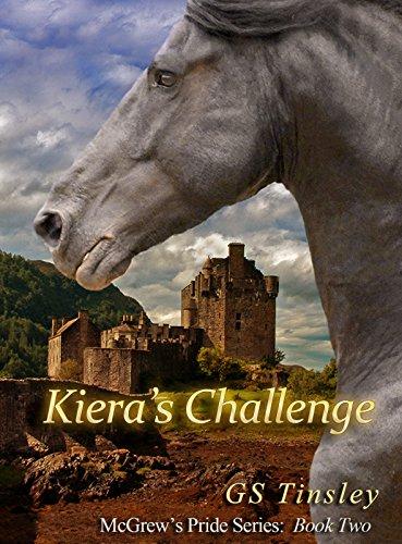 Kiera's Challenge: McGrew's Pride (Series 2) (English Edition)