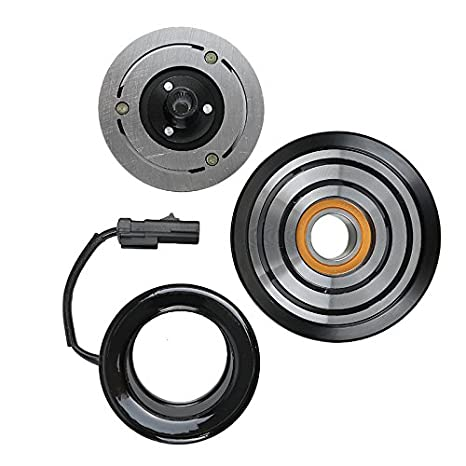 Amazon.com: AC A/C Compressor Clutch Assembly for Jeep Liberty 3.7L 2006-2008 Dodge Nitro 2007-2008 3.7L: Home Improvement