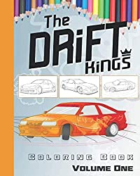 Image of the product Drift Car Coloring Book: that is listed on the catalogue brand of .