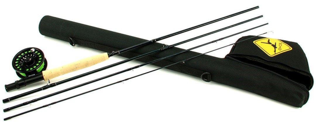 Echo Base Kit 690/4 Fly Rod Outfit 6 Weight 9'0'' by ECHO