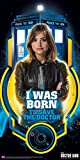 Culturenik Doctor Who Clara Oswald Born to Save The Doctor Sci Fi British TV Television Show Poster Print 12x24