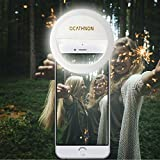 Ocathnon Selfie Ring Light 36 LED Photography/Vedio Lights for Most of IOS Android BlackBerry Windows Smart Phones (White)