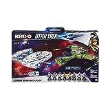KRE-O Star Trek Klingon Starfleet Attack
