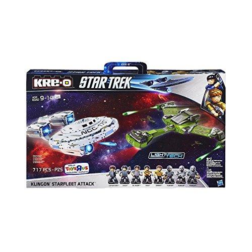 KRE-O Star Trek Klingon Starfleet Attack by KRE-O