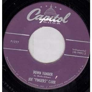 "Down Yonder 7 Inch (7"" Vinyl 45) US Capitol"