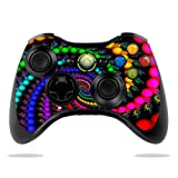 Protective Vinyl Skin Decal Cover for Microsoft Xbox 360 Controller wrap sticker skins Trippy Spiral Review