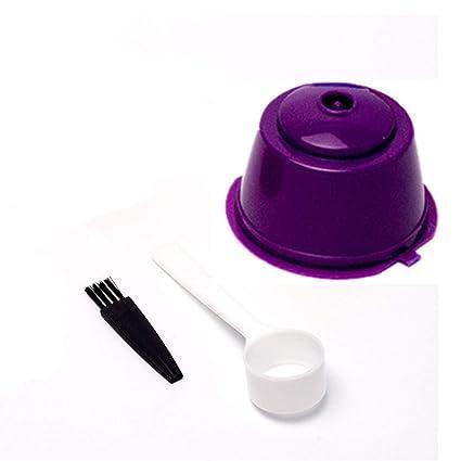 ColorJoy cápsulas Reutilizables Reutilizables de cápsulas de Filtro de plástico de Filtro de café de Las