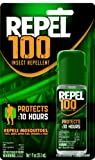 Repel 100 Insect Repellent, 1 oz. Pump Spray, (Pack of 6).