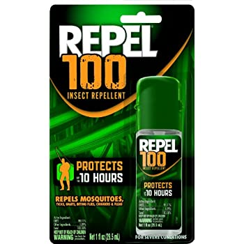 Repel 100 Insect Repellent, 1 oz. Pump Spray, 1 Bottle