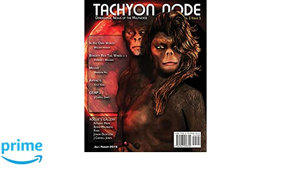 Tachyon Node Volume 1 Issue William Hayashi Patricia I Williams Brandon Hill 9781943958702 Amazon Books