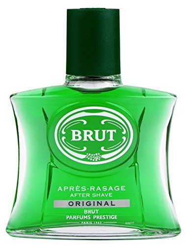 3x Brut après Rasage Aftershave per 100ml Original by Brut