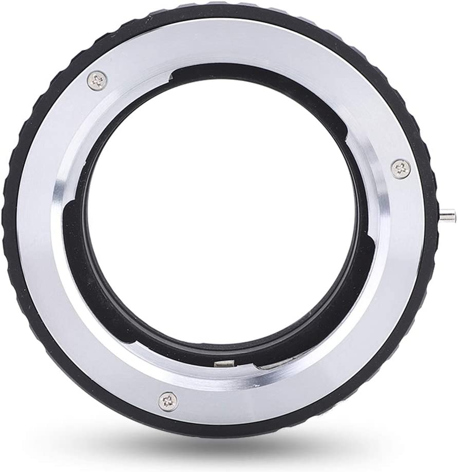 Serounder MD-LM Lens Mount Adapter Ring for Minolta Mount Lens for Leica M Camera for LM-EA7 Adapter,Premium Alloy Manual Focusing Photography Accessory