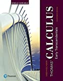 img - for Thomas' Calculus: Early Transcendentals, Single Variable plus MyMathLab with Pearson eText -- Title-Specific Access Card Package (14th Edition) book / textbook / text book