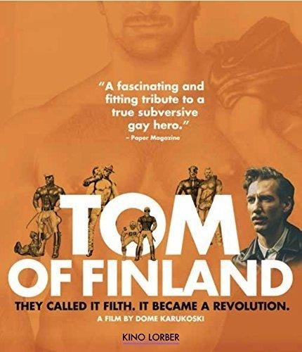 Tom of Finland [Blu-ray] -  Dome Karukoski, Jakob Oftebro