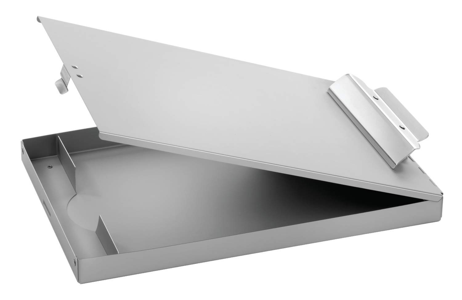 Adams Forms Holder, Top Hinge, 8.5 x 12 Inches, Aluminum (AFH31) by Adams