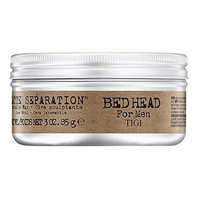 Bed Head B For Men Matte Separation Workable Wax TIGI Wax Men 3 oz