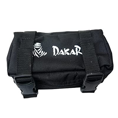 Amazon.com: Dakar Dirt Bike Enduro Rear Fender Tool Bag