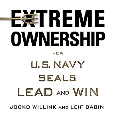 by Jocko Willink (Author, Narrator), Leif Babin (Author, Narrator), Macmillan Audio (Publisher) (1443)  Buy new: $27.99$23.95