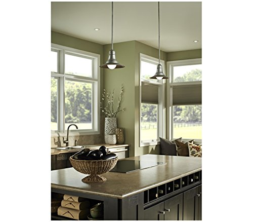 Murray Feiss P1242AF Urban Renewal 1 Light Pendant