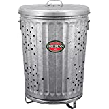 Behrens RB20 Manufacturing galvanized Steel Rubbish Burner/Composter, 20 gallon
