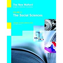 The New Walford Guide to Reference Resources, Vol 2: The Social Sciences