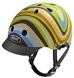 Nutcase Mellow Swirl Matte Street Helmet, Small