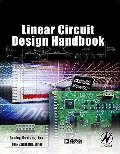 Linear Circuit Design Handbook: Analog Devices Inc