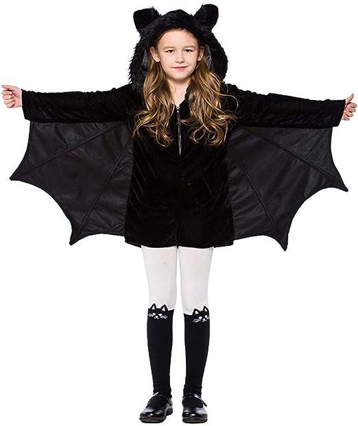 Disfraz de murciélago de Halloween, Disfraz de rol para niños ...