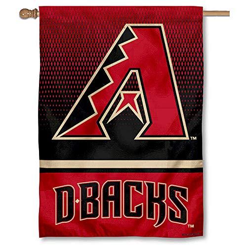 (WinCraft Arizona Diamondbacks Double Sided House Flag)