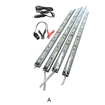 Amazon Com Ivyode Diy Led Light Bar For Car Home Camping