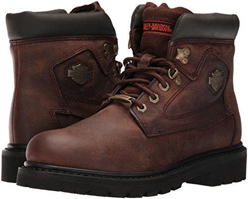 Boots Boots Boots Mens Leather Bayport Harley Davidson Brown qAP1Wzfw