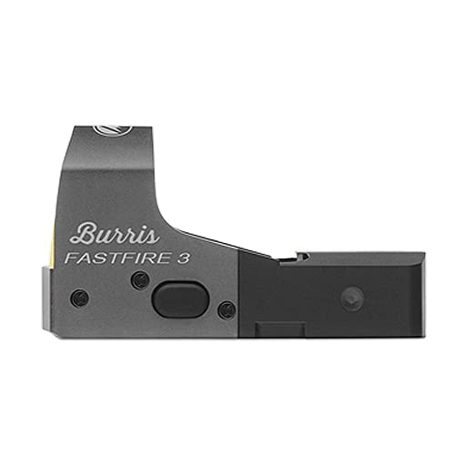 Burris 300234 Fastfire III with Picatinny Mount 3 MOA Sight (Black)