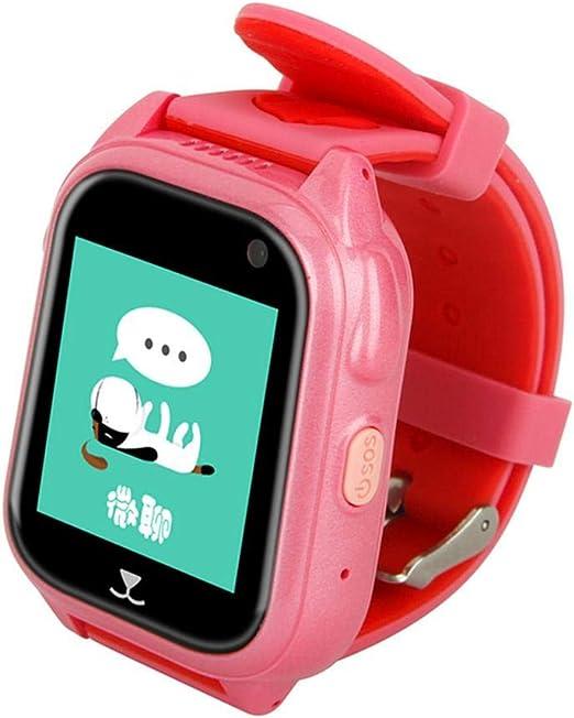 WooyMo GPS Kids Smartwatch, Ip68 natación Smart Watch Pantalla ...